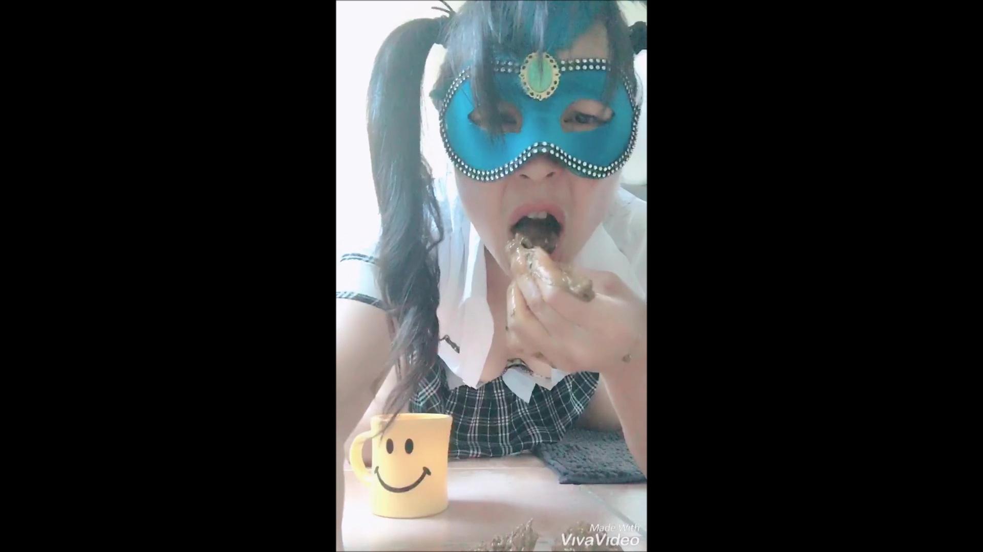 JapScatSlut - School girl Shit Eater