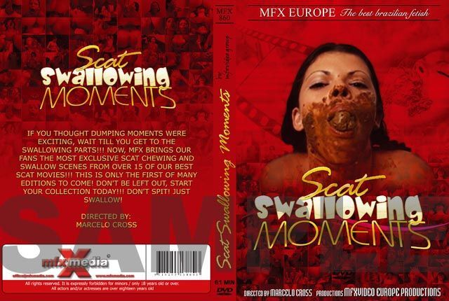 MFX-Media - Scat Swallowing Moments