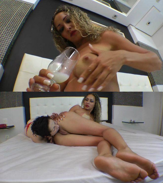 Brazilian Lesbian Dirty Ass