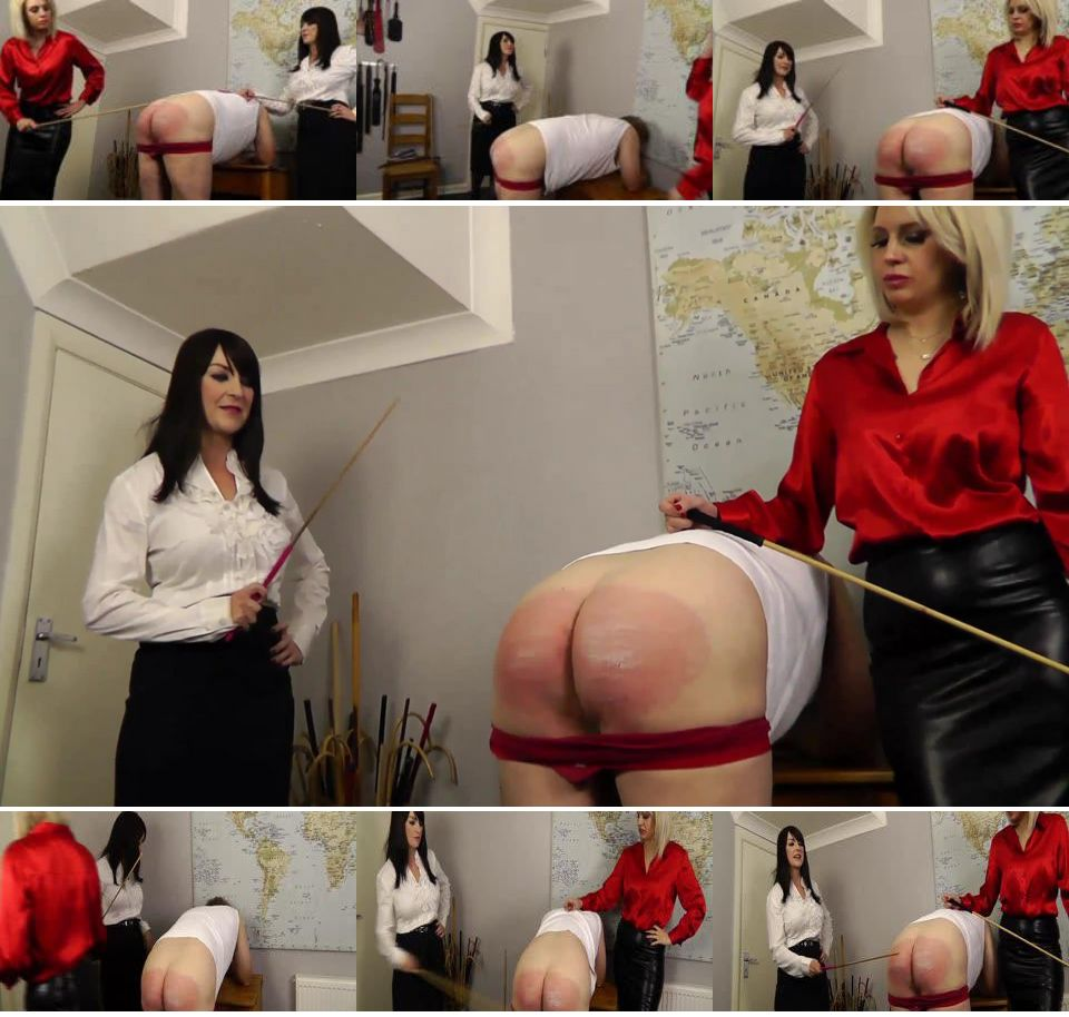 Gay spanking strict masters