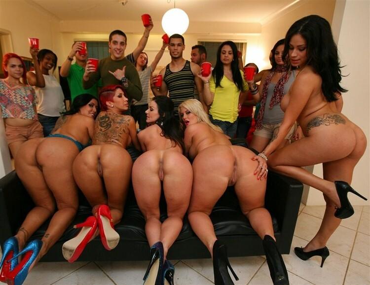 Felecia ass licking orgy tnaflix porn pics