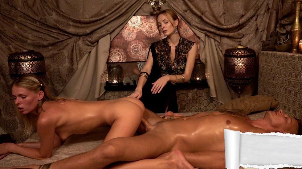 Strange sexual ritual