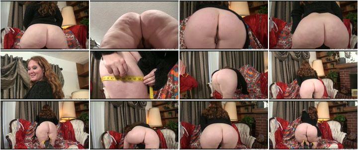 Redhead Bimbo Mylie Moore Has Steamy Interracial Sex On Sofa