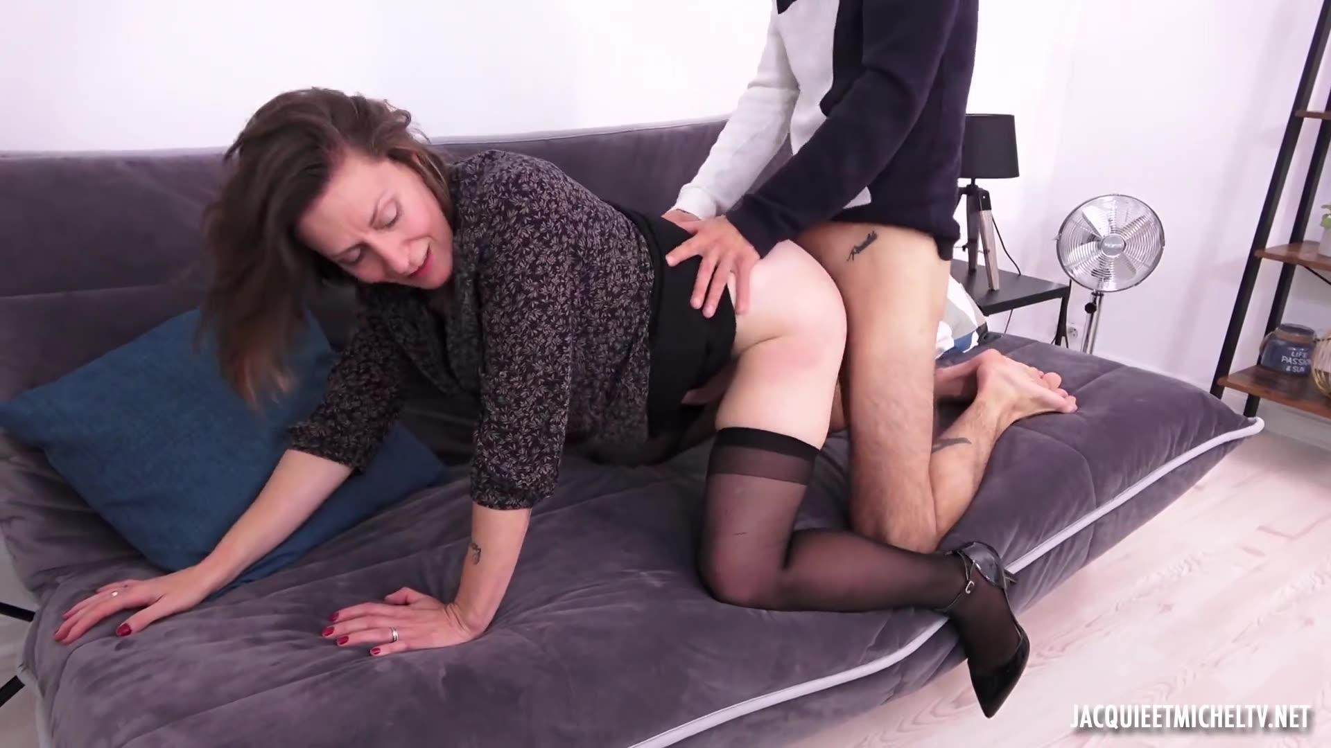 French First Anal Casting