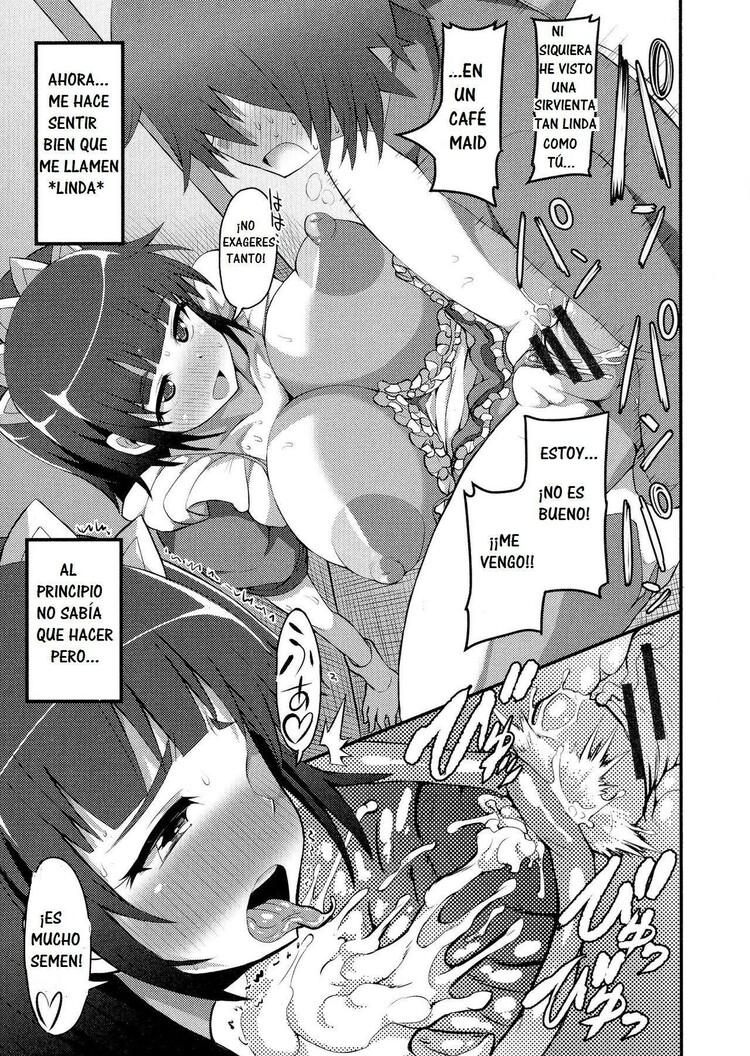 Conseguir renacer como una princesa otaku - De chico afeminado a chica cosplay 15