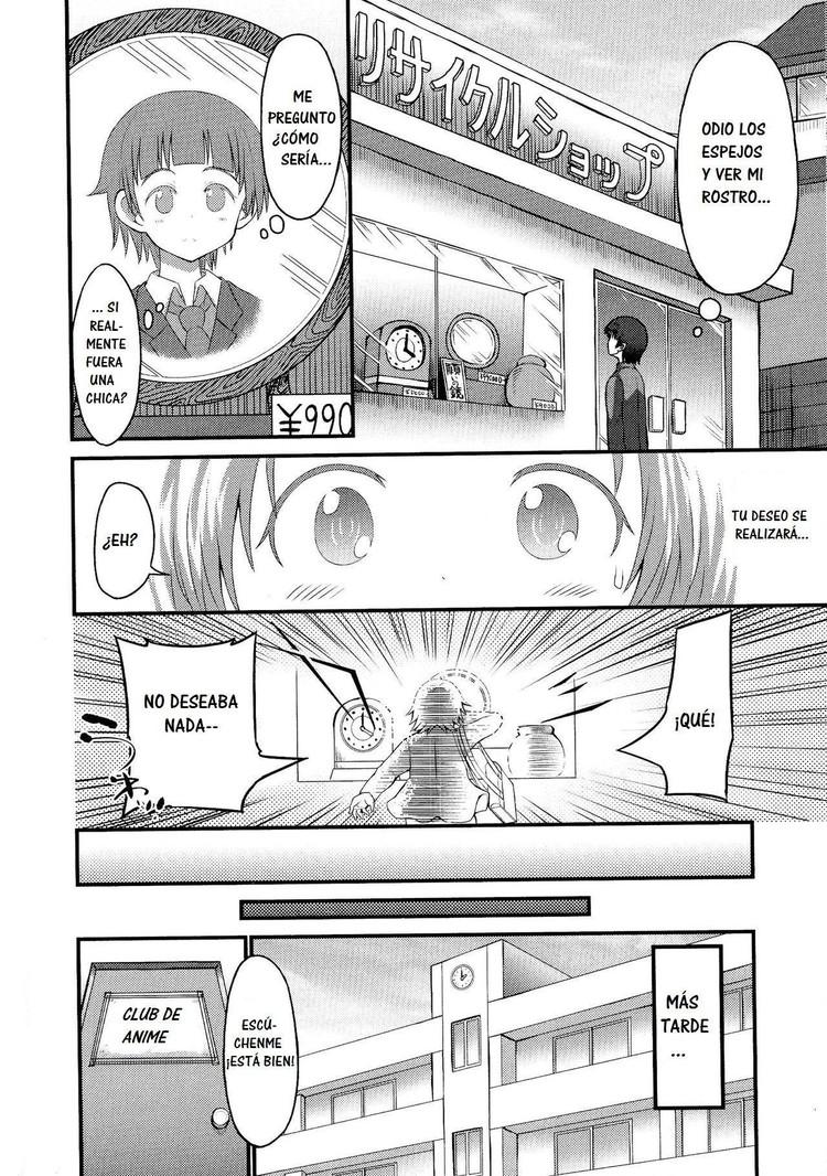 Conseguir renacer como una princesa otaku - De chico afeminado a chica cosplay 2