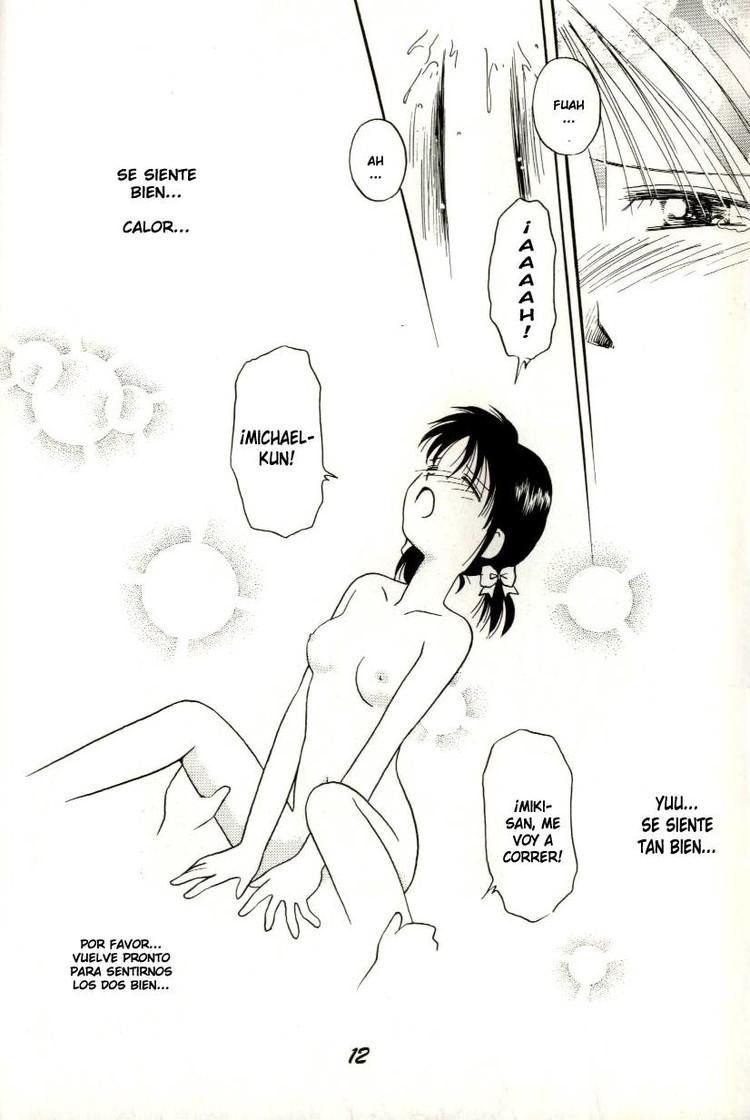 Marmalade Boy XXX Hentai Manga (La Familia Crece) 29