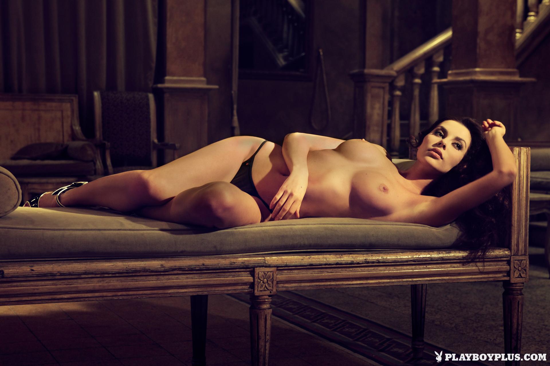 Nude maria kanellis wwe diva playboy photos frontal nudity