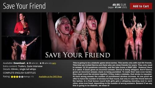 Save Your Friend (HD) 1280x720  - 1,67Gb