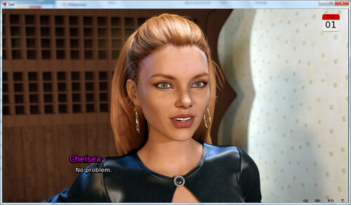 Lexi - Version 0.05c [Chatterbox]