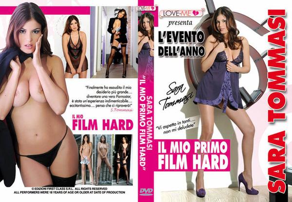 Sara Tommasi - IL mio Primo Film Hard (2012)