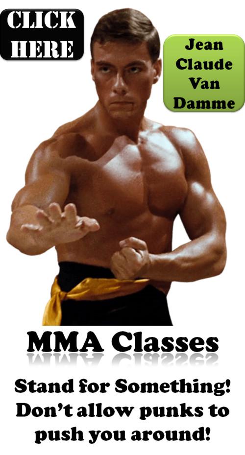 Mixed Martial Arts Classes