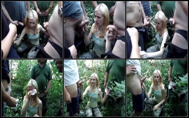 Girls bathe in cum bukkake 34604