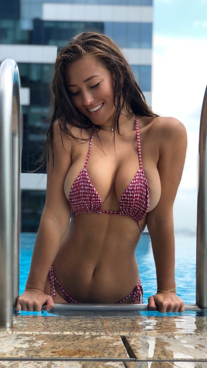 Perfect breasts imo porn pic