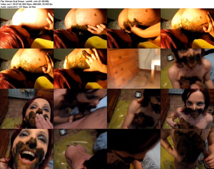 {woman Scat Smear - Ws446 - (m4v, 360p, 51.89 Mb) Woman Scat Smear - Ws446 - (51.89 Mb, Avc1, 480x360) Woman Scat Smear - Ws446 - (480x360, 51.89 Mb