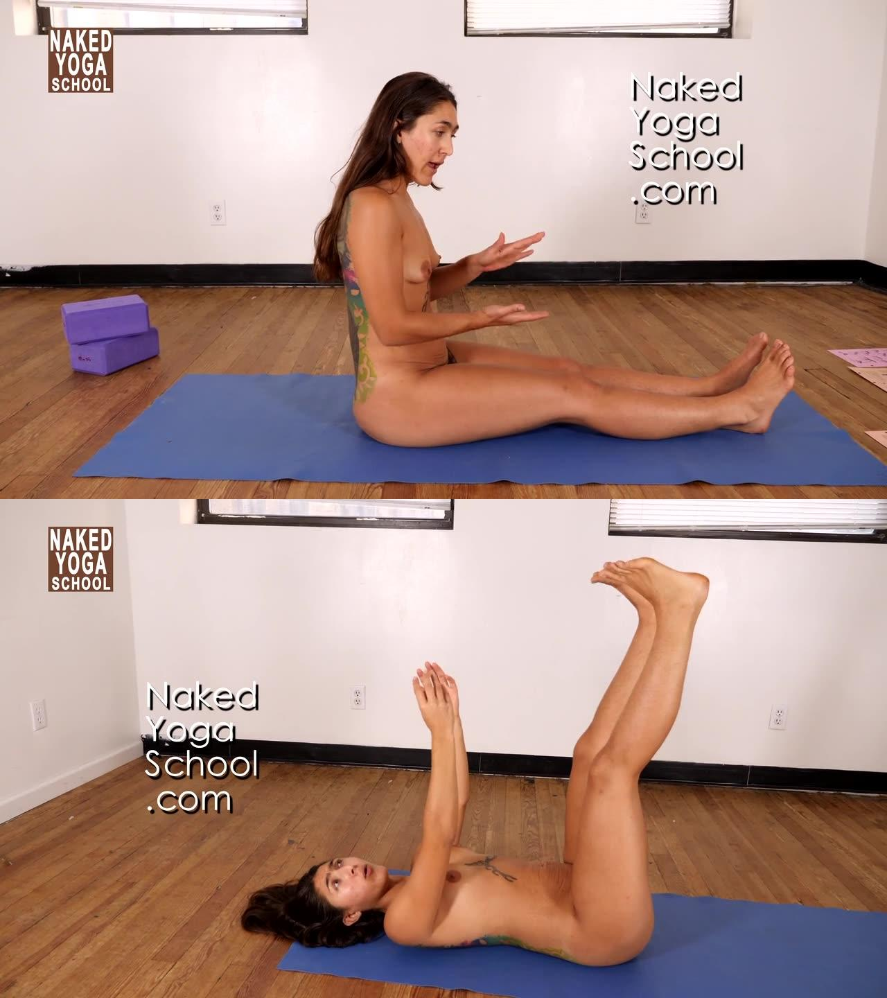 Special exercises and nude sports gallery