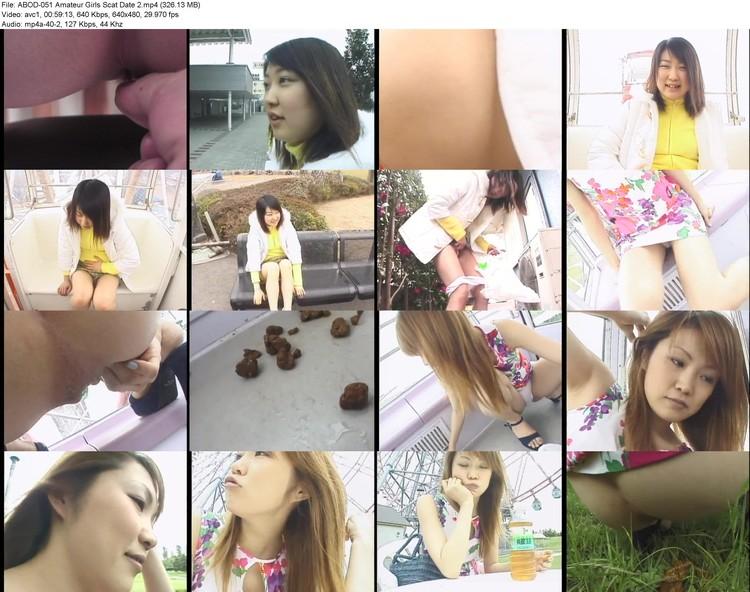 abod-051 Amateur Girls Scat Date 2 (326.13 Mb, Avc1, 480p)