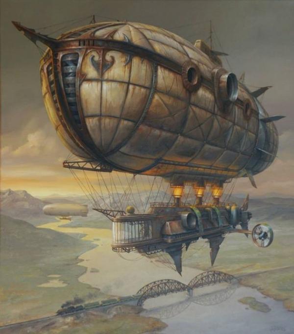 SteampunkAirship2,