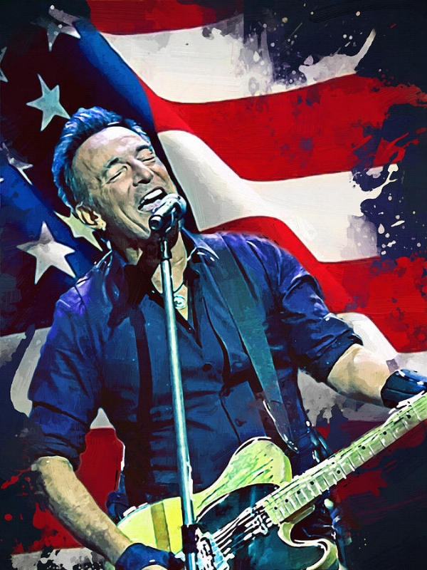 BruceSpringsteen,