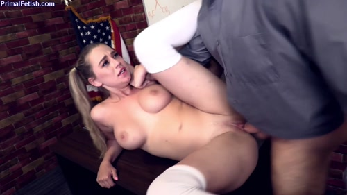 party 2 Blake Blossom - Guidance Counselor Helps Perfect Student Discover her True Nature p2